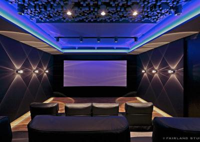 Heimkino CineDome - Fairland Studio Heimkinoplanung