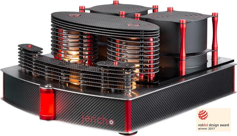 Jericho von mfe ausgezeichnet – Red Dot Award für hohe Designqualität
