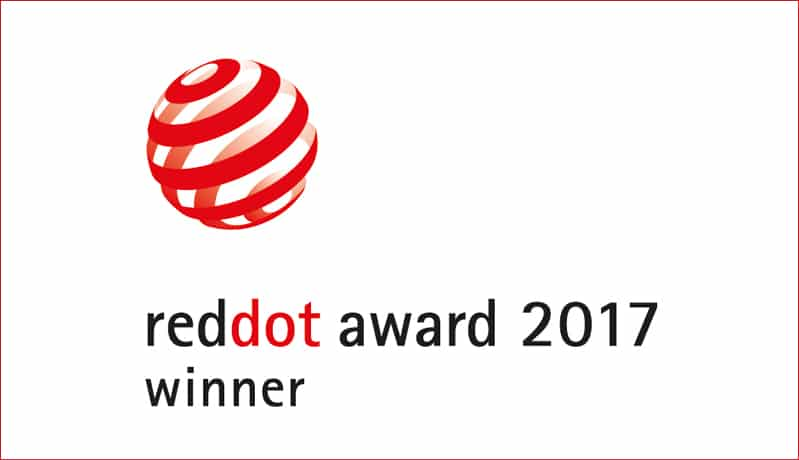 Jericho von mfe - red dot award winner 2017