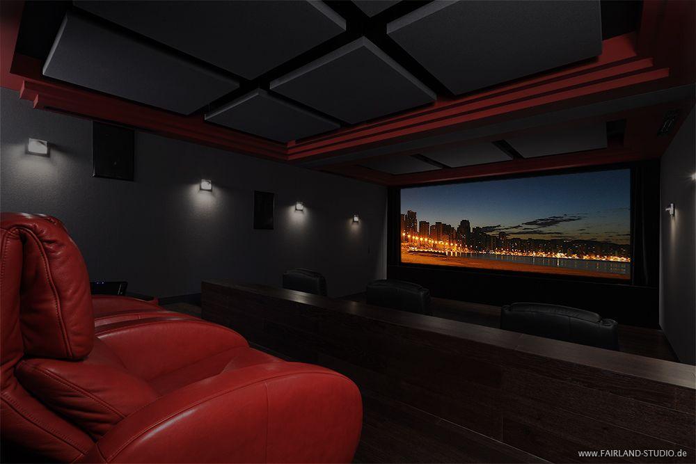 heimkino mit loge fairland studio. Black Bedroom Furniture Sets. Home Design Ideas